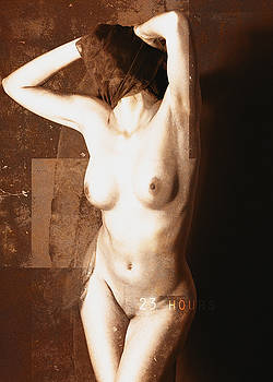 Erotic art  23 hours by Falko Follert