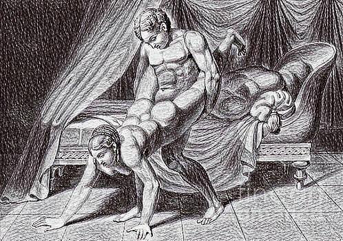 Pd - Erotic Drawing Six