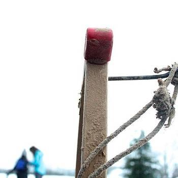 Es Hat Geschneit! #eifel #winter #snow by Anna Schwaab