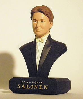 Esa-Pekka Salonen by Nijel Binns