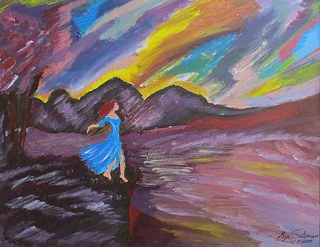 Escape by Mya Soliman