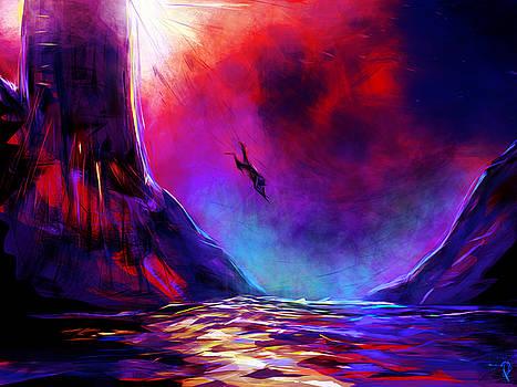 Escape by Patricia C Bernhard