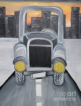 Escape The City by Beth Erickson