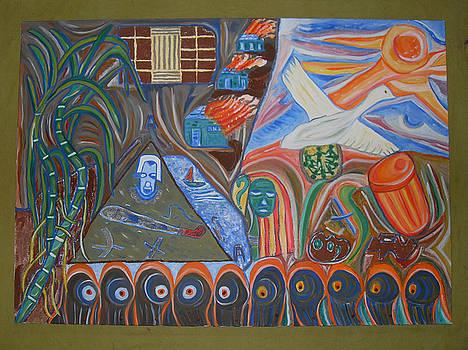Esclavage Delivrance - 2005 by Nicole VICTORIN