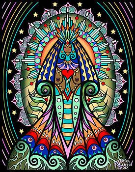 Espiritu 1- Goddess by Cristina McAllister