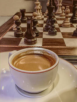 Espresso and Chess by Susan Lafleur