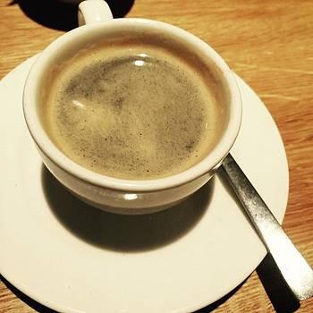 #espresso #doppio #myfavorite by Jennifer  Murray