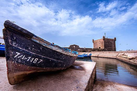 Essaouira by Zouhair Lhaloui