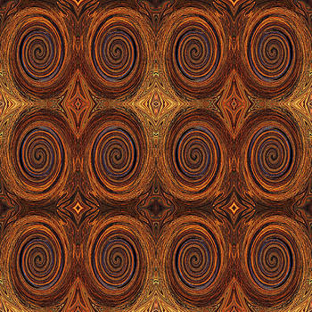 Sue Duda - Essence of Rust - Tiled