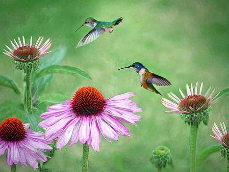 Essence of Spring by Vicki Lea Eggen