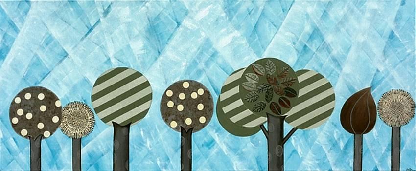 Essential grove by Graciela Bello