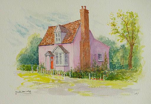 Essex Cottage by David Godbolt
