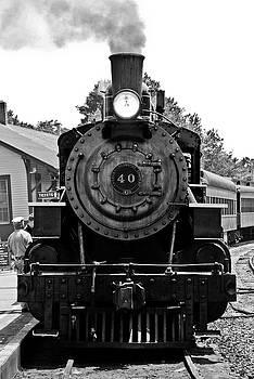Essex Train I by Dawn Wayand