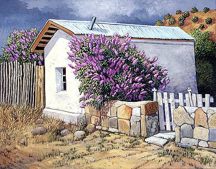 Estaca in Bloom by Donna Clair