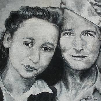 Estelle and Paul by Crystal N Puckett