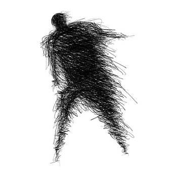 Bill Owen - etching 02