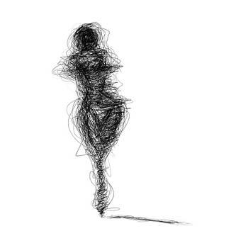 Bill Owen - etching 03