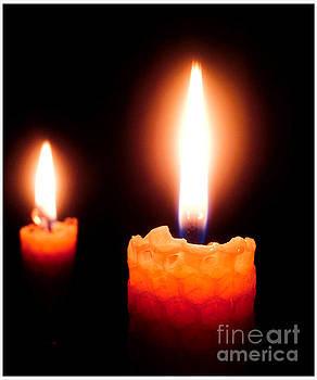 Eternal Flame by C Lythgo