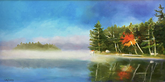Ethereal Morning by Kathy Armstrong
