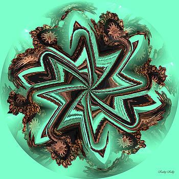 Kathy Kelly - Eucalyptus Swirl