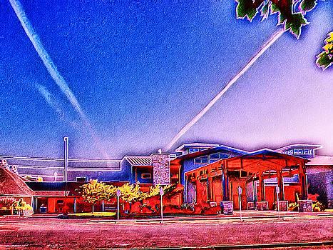 Eugene Faith Center by Eric Wahl