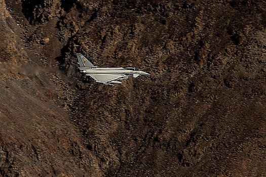 Eurofighter Typhoon by Bill Gallagher