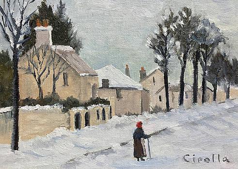 European Winter by Jan Cipolla