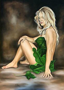 Ilse Kleyn - Eve in the Garden l