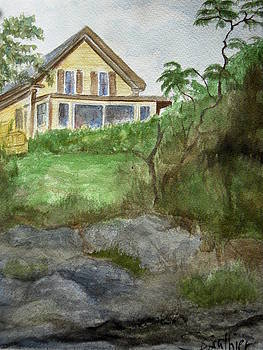 Evelyn's House by Susan Gauthier
