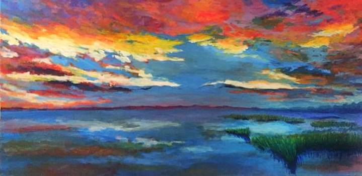 Evenfall In The Lowcountry by J Travis Duncan