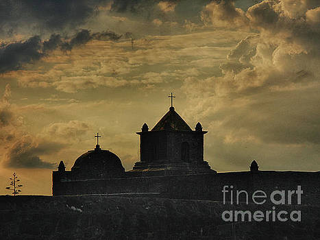 Evening at Goliad by Charles McKelroy