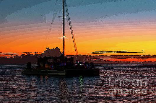 Bob Phillips - Evening Boat Ride in Key West 4
