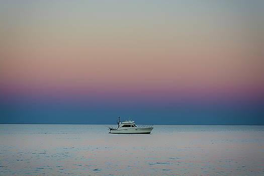 Evening Charter by Dan Hefle