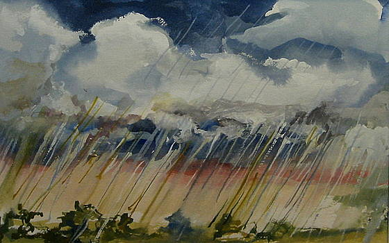 Evening by David McKee