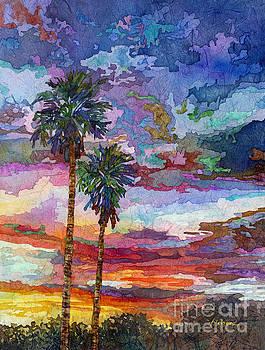 Evening Glow by Hailey E Herrera