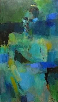 Evening Glow by Nancy Blum