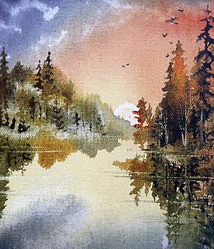 Evening Glow by Sarah Guy-Levar