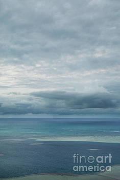 Evening Horizon Kaneohe Bay by Charmian Vistaunet