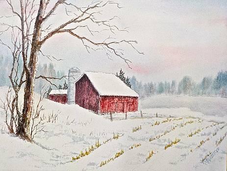Evening Hush by Carolyn Rosenberger