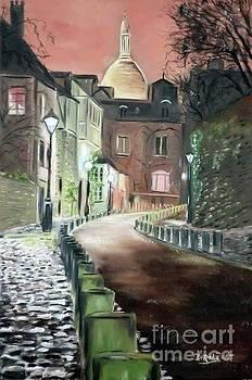 Derek Rutt - Evening In Paris