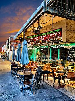 Evening in the Heights by Linda Unger