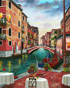 Evening in Venice by Debra Dickson