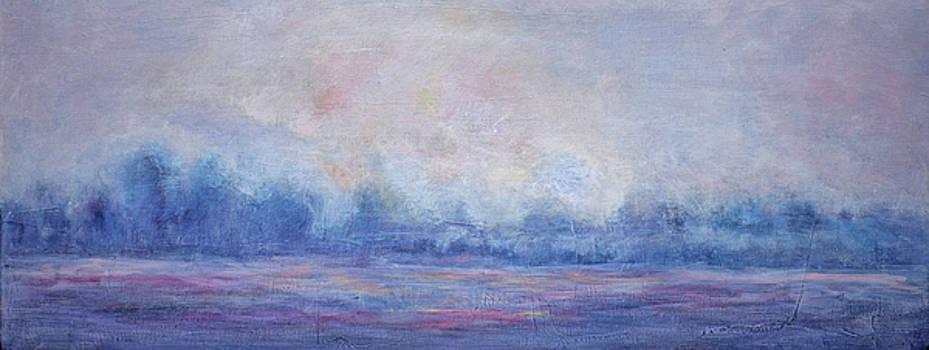 Evening Mist by SB Boursot