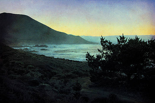 Ellen Cotton - Evening on the California Coast