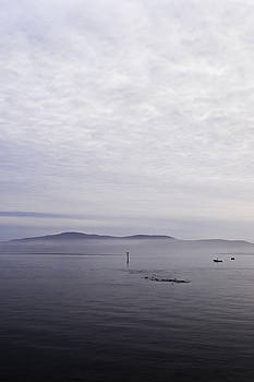 Evening on Tillamook Bay 2 by Wendy Chapman