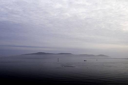 Evening on Tillamook Bay by Wendy Chapman