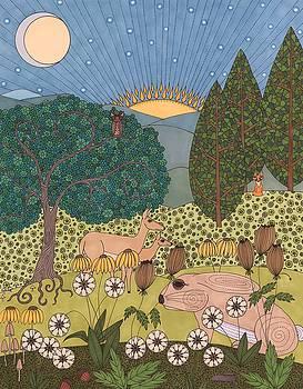 Evening by Pamela Schiermeyer