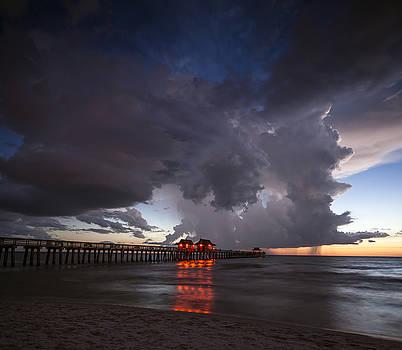 Evening Rain by Nick  Shirghio