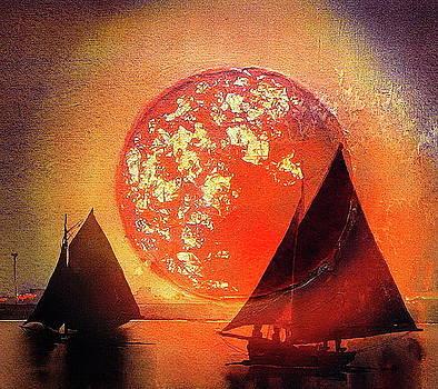 Val Byrne - Evening Return Sunset