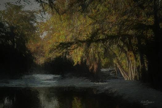 Evening River Ramble 0113 by Fritz Ozuna